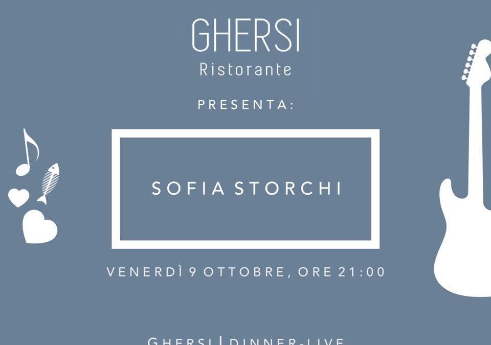 Music Live Show: Sofia Storchi